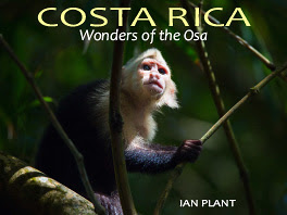 Ian Plant's Costa Rica book cover